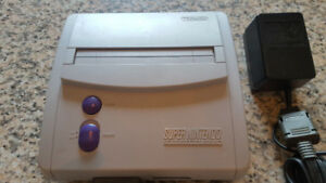 SNES Super Nintendo Jr with Zelda: A Link to the Past