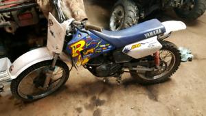 1999 yamaha rt100 2 stroke