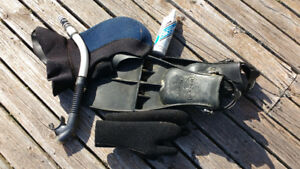 Assorted Scuba Gear for Sale