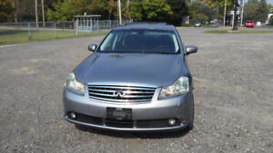 2006 Infiniti M35 X 3.5L V6 AWD fully equipped Sedan