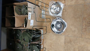 New Burner Elements, Drip Bowls & Oven Elements starting at $3