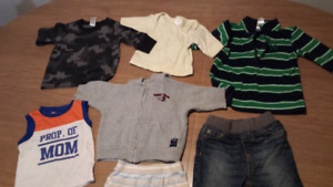 3-6 month boy lot