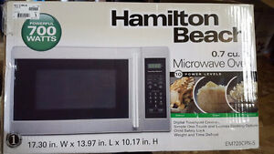 Microwave - Liquidation appliances, camping supplies, and more!