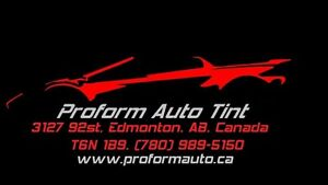 Paint Protection Film & Window Tint.Gift Certificates available.