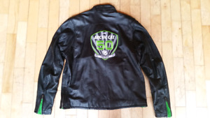 Leather Artic Cat Jacket 2XLT 50th year