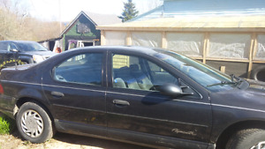 Sold.        98 plymouth breezesold