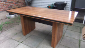 large board room/dining table in great shape