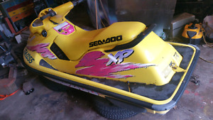 Wanted -- Seadoo rotax  engine / misc parts.
