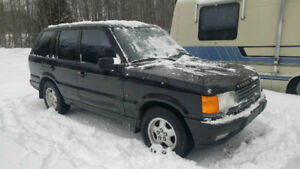 1997 Land Rover hse VERY low km
