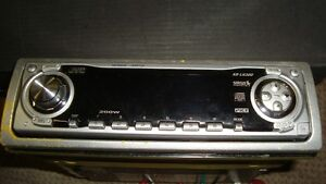 Car Stereo - CD Receiver - MP3/WMA - Colour Changing - JVC