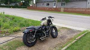 2013 Sportster 48 Customized