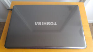TOSHIBA LAPTOP -VERY FAST- UPGRADED