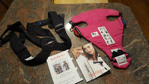 """BabyBjorn Baby Carrier Spirit """"Pink Passion""""!"""