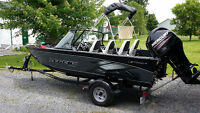 New!!! 2013 Legend 16 Extreme 75hp only 6 hours $5000 in upgrade