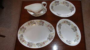 Wedgewood Lichfield China Collection Peterborough Peterborough Area image 2