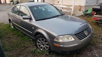 2003 Volkswagen Passat CUIR- MAG - TOIT OUVRANT **AUTOMATIQUE **