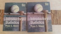 Introductory Statistics by Prem S. Mann, 8th Edition