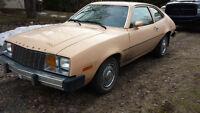 Mercury Bobcat 1979,1800$ négo!