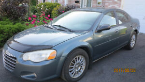 2006 Chrysler Sebring touring Berline@@@@@@@@@@@@@@@@@@