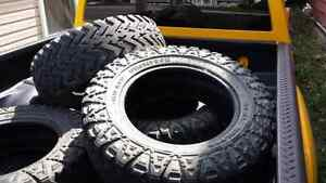 Mickey Thompson tires r17  Peterborough Peterborough Area image 2