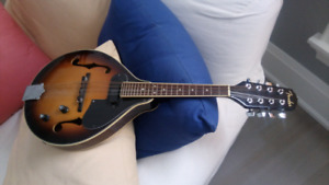 Fender FM52E mandolin with pick-up