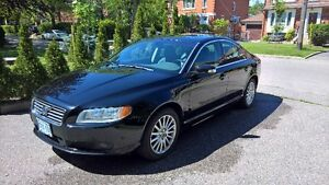 2008 Volvo S80 Leather Sedan
