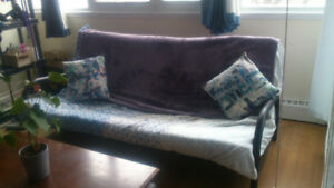 Gorgeous futon in great condition