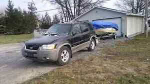 2001 ford escape 3.0l v6