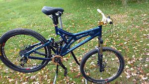 Norco atomik downhill bike