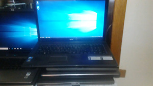 Acer laptop for sale i3 cpu