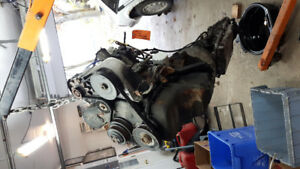 Parts/rebuild engine only