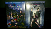 Season 3 & 4 of Vampire Diaries