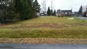 Val Therese vacant lot