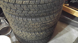 NEW! Tires Set of 4 255/70/R18 Cooper Discoverer CTS M+S