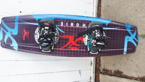 Used wakeboard
