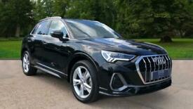 image for Audi Q3 35 TFSI S Line S Tronic Auto Estate Petrol Automatic