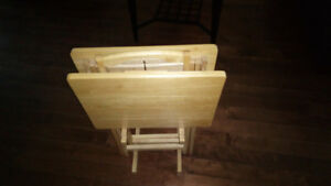 TV tray table(2 Tables)
