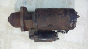Starter for old Massey Ferguson Tractor
