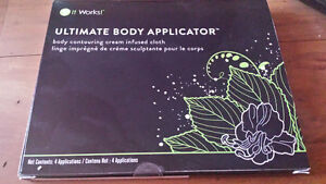 Itworks! Package of 4 wraps