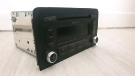 Audi a3 car radio