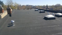 Flat roofing crew  looking for work