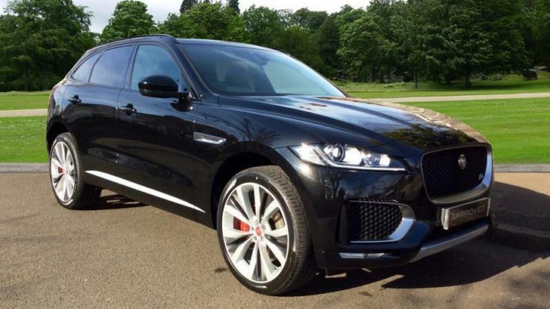 2017 jaguar f pace v6 s 5dr awd automatic diesel 4x4 in welwyn garden city hertfordshire. Black Bedroom Furniture Sets. Home Design Ideas