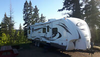 RV Park Camping Tenting RV Trailer Storage Cochrane / Ghost Lake