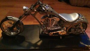 WEST COAST CHOPPERS DIE CAST MODEL BY FUNLINE 2003
