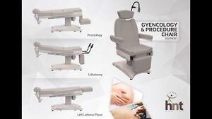 Medical exam chairs