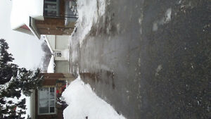 Snow Removal Driveways Only Cambridge Kitchener Area image 2