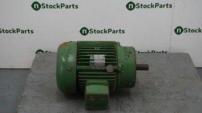 5hp 1200rpm - Westinghouse Tbfc Nsmd - 5 Hp Electric Motor 1145 Rpm 215tc Tefc 4