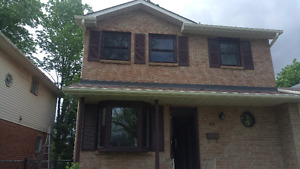 3 bedroom detached house overlooking Loafer's Lake area for rent