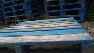 Blue Chep Pallets