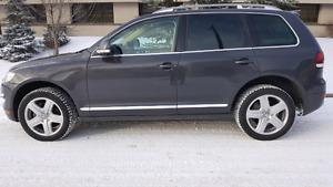 2010 VW touareg TDI